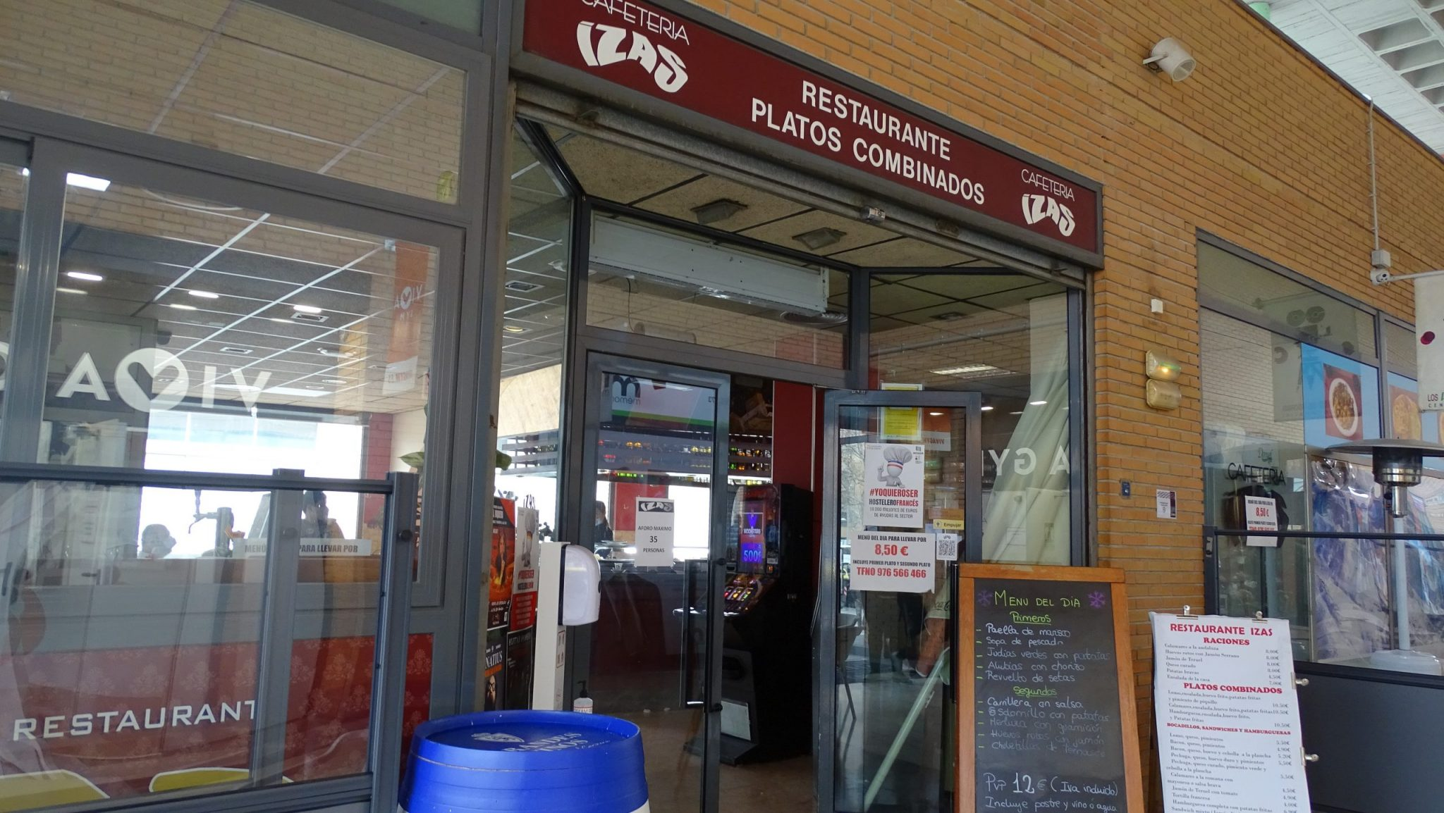 Cafeteria Izas
