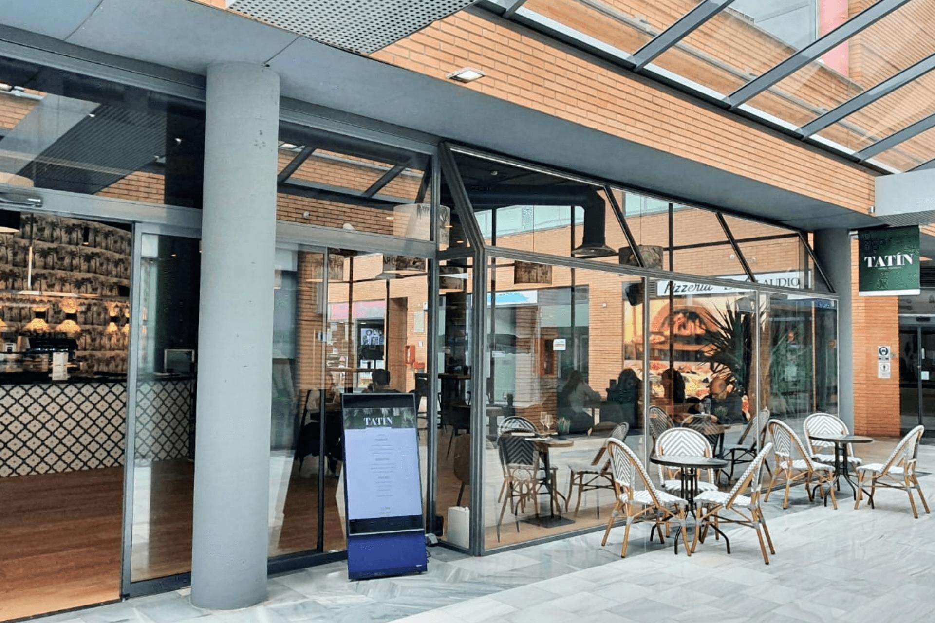 Tatín, una experiencia gastronómica para los sentidos en Los Porches del Audiorama